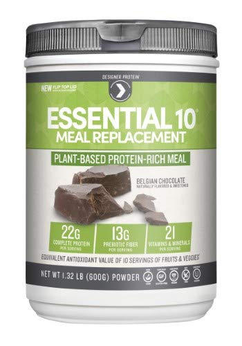 Designer Protein Essential 10 Meal Replacement Protein Powder (Pack of 14)