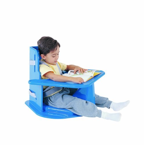 Fabrication Enterprises 30-3050 Tumble Forms Corner Chair with Tray