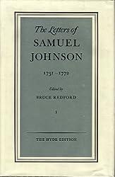 The Letters of Samuel Johnson, Volume I: 1731 - 1772