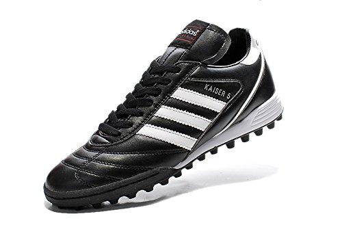 demonry Schuhe Herren Kaiser 5TF schwarz Fußball Stiefel