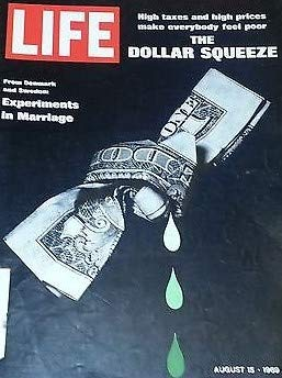 Life Magazine, August 15, 1969 (Vol. 67, No. 7)