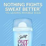 Secret Outlast Invisible Solid Antiperspirant