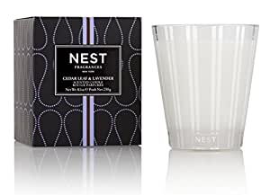 NEST Fragrances Classic Candle- Cedar Leaf & Lavendar, 8.1 oz