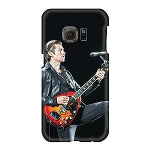 TimeaJoyce Samsung Galaxy S6 High Quality Hard Cell-phone Case Provide Private Custom Nice Arctic Monkeys Band Image [mtA168ottG]