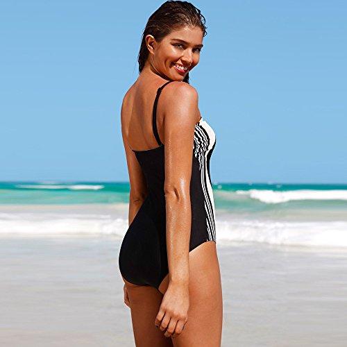 Donna Costumi Bohemian Coordinati Piscina Multicolor Interi Italily One Da In Mare Spiaggia Bikini Bagno Piece Swimsuit Beachwear Sexy Pizzo xIAIdRwB