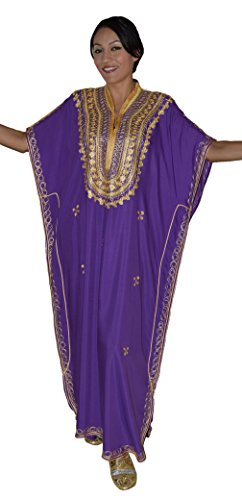 moroccan house dress - 5