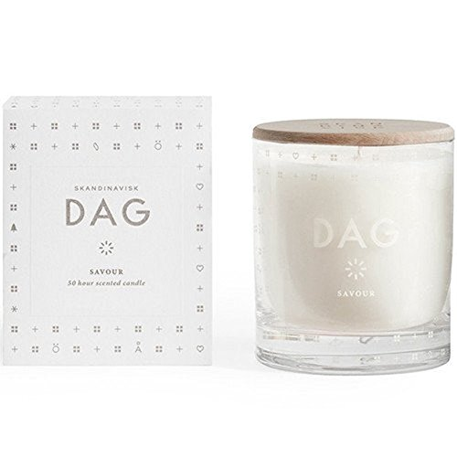 Denmark Candle - Dag 'Day' Scented Candle by Skandinavisk