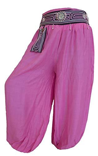 Sélectionnables S Pantalon Taille Soljo Harem Sarouel Loisirs Rose De l Aladin Défaites By Couleurs Beaucoup x0ZOSqwHw