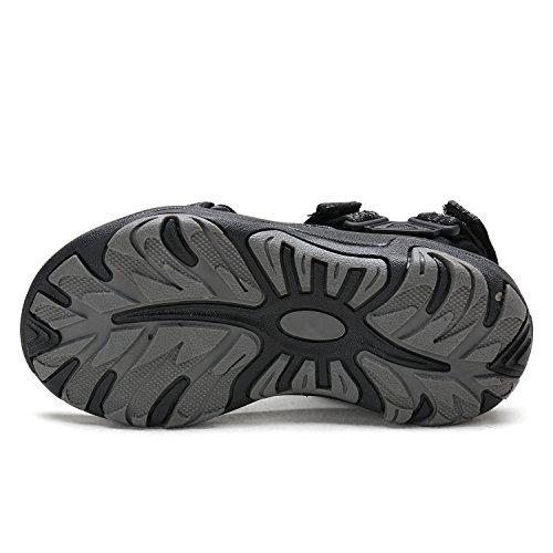 DREAM PAIRS Little Kid 170892-K Black Outdoor Summer Sandals Size 13 M US Little Kid by DREAM PAIRS (Image #5)