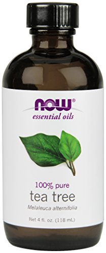 NOW  Tea Tree Oil, 4-Ounce