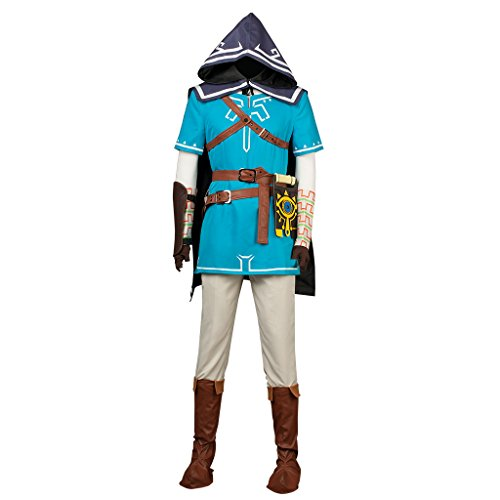 CosFantasy Legend Link Cosplay Outfits for Halloween mp003995 (Men XL)]()