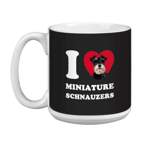 schnauzer coffee cup - 3