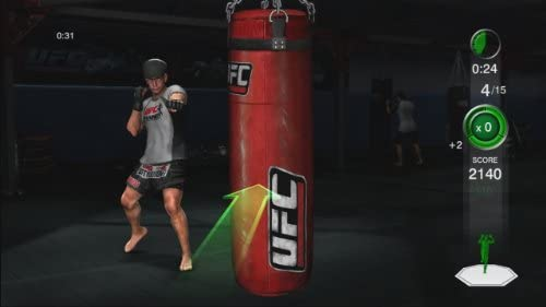 UFC Personal trainer + leg strap inclus - Actualités des Jeux Videos