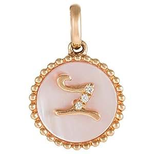 365LOVE Women's 18K Rose Gold Pendant