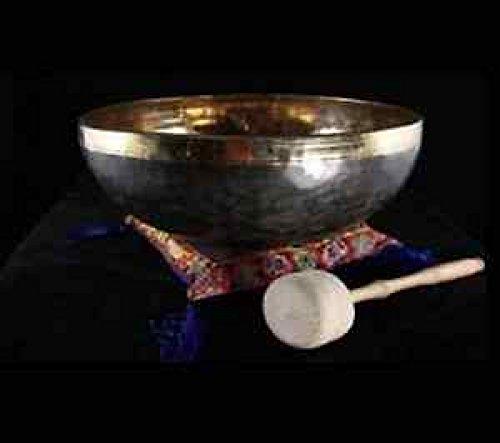 Handgehämmert Ishana Klangschale Universalklangschale 800 g - Nepal 0,8 kg