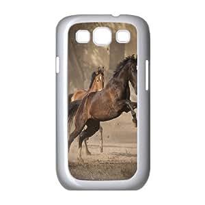 Horse & Unicorn series protective cover For Samsung Galaxy S3 A-unicorn-B52379
