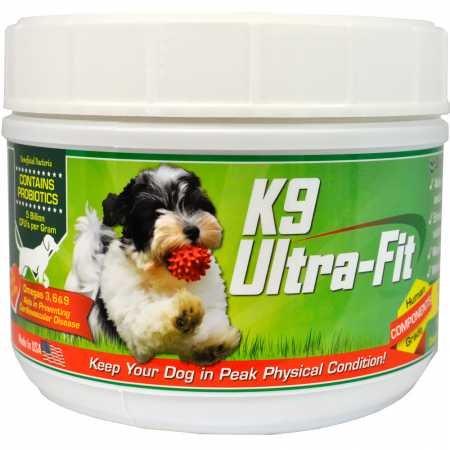 C & E Agri Products K9 UltraFit (1 lb)