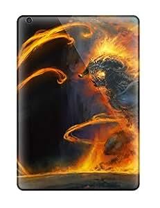 BenjaminHrez Case Cover Protector Specially Made For Ipad Air Sorceror Fantasy
