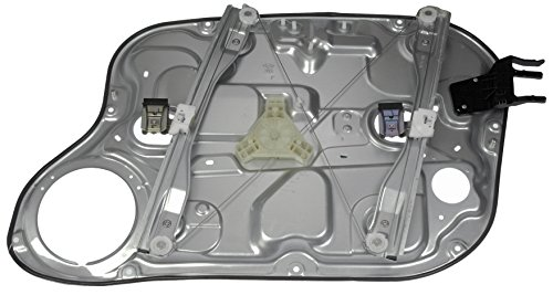 (Dorman 748-334 Front Driver Side Power Window Regulator and Motor Assembly for Select Hyundai Models )
