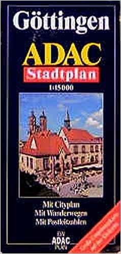 Adac Karte Verloren.Adac Stadtplan Göttingen Adac Stadtpläne Amazon De Bücher