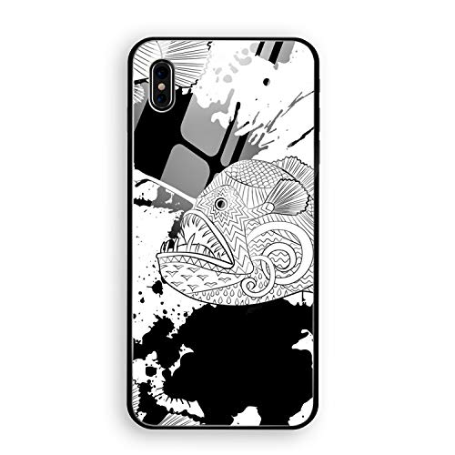 Oceanic Animals Phone X Case with Phone stents,