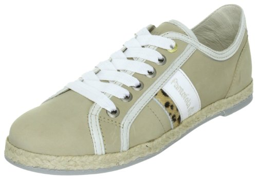 Pantofola d´Oro ELDA LOW WOMEN1 6040466 - Zapatillas de cuero para mujer Beige