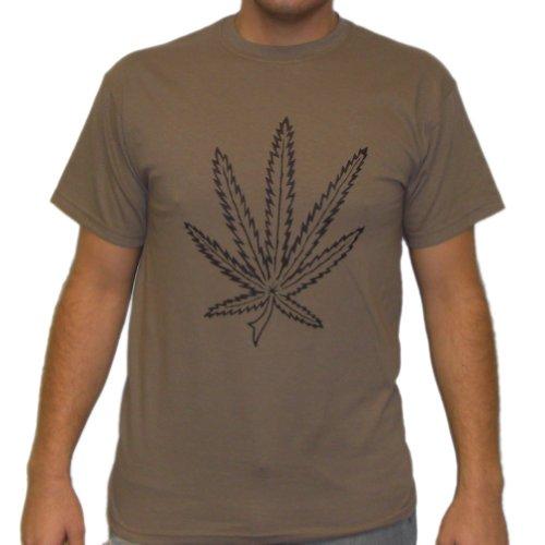 Slater's Pot Leaf T-Shirt Costume-Adult -