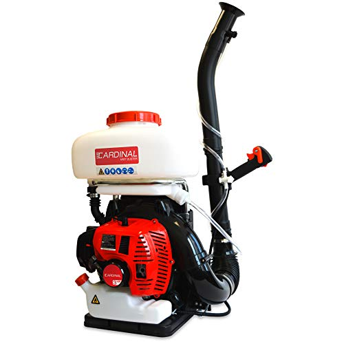Stroke Engine Operators Manual - 3HP Backpack Fogger Blower Duster Leafblower 3-in-1 Sprayer with 3.5 Gal Chemical Tank for Pest Control (CMD65)