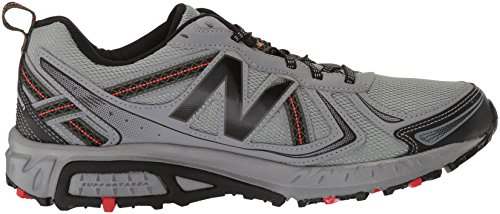 New Balance Men's MT410v5 Cushioning Trail Running Shoe, Steel, 8 D US by New Balance (Image #6)