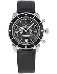 Superocean Heritage 44 Steel Automatic Men's Watch A2337024/BB81-131S (Certified Pre-Owned)