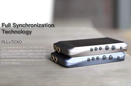 iBasso DX120 High Performance Digital Audio Player (Sky Blue)