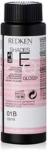 (Redken Shades EQ Color Gloss Onyx for Women Hair Color, 2)