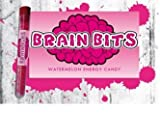 Brain Bits Watermelon Flavored Caffeinated Candy 3 Pack