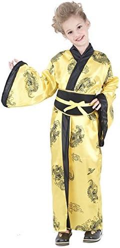 Disfraz de china para niña 10-12 años (140/152): Amazon.es ...