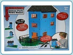 Girder & Panel Inman Park Town - Panel Girder Toy