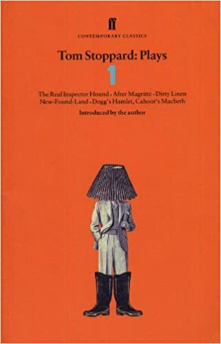 "Descargas de libros electrónicos gratis en pdf.Tom Stoppard Plays 1: The Real Inspector Hound, Dirty Linen, Dogg's Hamlet, Cahoot's Macbeth & After Magritte: ""Real Inspector Hound"", ""Dirty Linen"", ""Dogg's Ham (Tom Stoppard Plays Series) B00C4GT1L2"