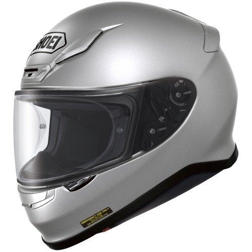 Shoei RF-1200 Light Silver Full Face Helmet - X-Small