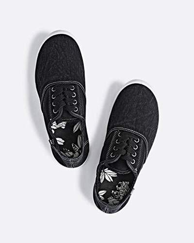 Billabong Women's Addy Sneaker, Off Black, 9 M US