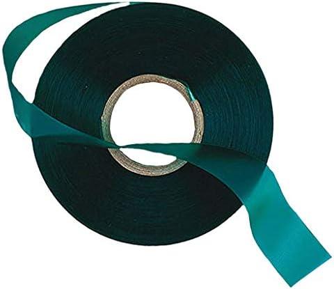 FLAMEER Heavy Duty Green Roll Plant Stevige Stretch Tie Tape 05 inch breed door 150 voet lang