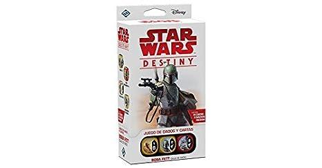 Amazon.com: Fantasy Flight Games Star Wars Destiny: Starter ...