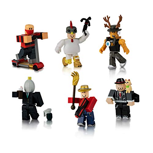 Roblox Masters of Roblox Six Figure Pack -