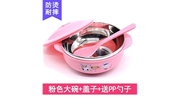 Amazon.com: Xing Lin Kids Dinner Set Baby And Child Tableware Study Chopsticks, Chopsticks, Chopsticks, Chopsticks, Baby Stainless Steel Sucker Insulation ...