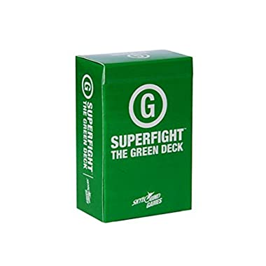 SUPERFIGHT: The Green Card Deck