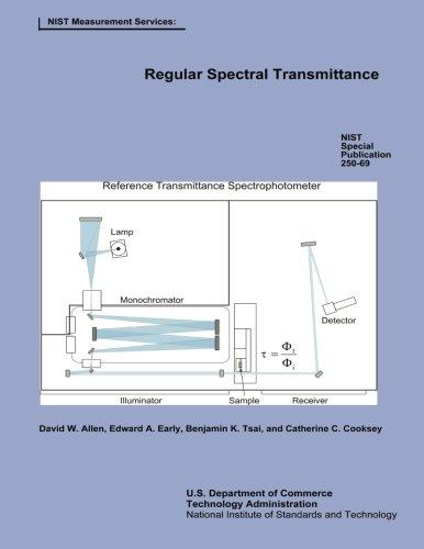 Read Online Regular Spectral Transmittance ebook