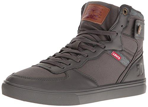 Levi's Men's Jeffrey Hi 501 Mono Fashion Sneaker - Charco...