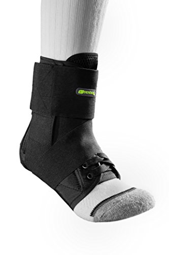 SENTEQ Ankle Brace with Stabilizer Strap – Medical Grade & FDA Approved. Best for Ankle Sprain, Heel Pain, Foot Fatigue (SQ1 F019 XL)