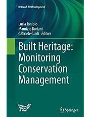 Built Heritage: Monitoring Conservation Management