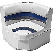 "DeckMate® Classic 28"" Pontoon Corner Seats"