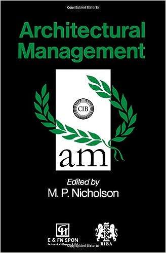 Book Architectural Management