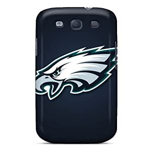 Awesome Case Cover/Galaxy S3 Defender Case Cover(philadelphia Eagles)